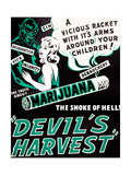 DEVIL'S HARVEST, 1942 Prints