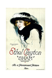 SHAM, Ethel Clayton, 1921. Prints