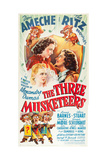 THE THREE MUSKETEERS Posters