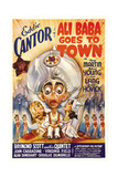 ALI BABA GOES TO TOWN, Eddie Cantor (center), 1937 Prints