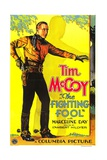 THE FIGHTING FOOL, Tim McCoy, 1932. Prints