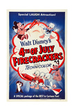 4TH OF JULY FIRECRACKERS Posters