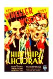 HIPS, HIPS, HOORAY, from left: Bert Wheeler, Robert Woolsey, 1934. Prints