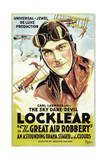 THE GREAT AIR ROBBERY, Ormer Locklear, 1919 Posters
