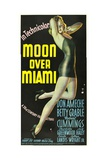 MOON OVER MIAMI Prints