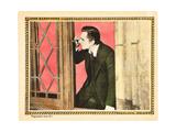 SHERLOCK HOLMES, John Barrymore, 1922 Prints