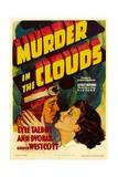MURDER IN THE CLOUDS, from left: Lyle Talbot, Ann Dvorak, 1934. Art