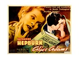 Alice Adams, Katharine Hepburn, Fred MacMurray, Katharine Hepburn, 1935 Prints