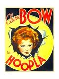 HOOP-LA, (aka HOOPLA), Clara Bow, 1933 Prints