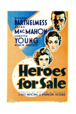 HEROES FOR SALE Posters