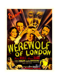 WEREWOLF OF LONDON Arte
