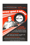 ONCE UPON A WHEEL, Paul Newman, 1971 Prints