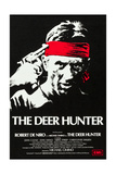 THE DEER HUNTER, Robert DeNiro, 1978, (c) Universal Pictures / Courtesy: Everett Collection Umělecké plakáty