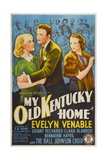 MY OLD KENTUCKY HOME, from left: Clara Blandick, Grant Richards, Evelyn Venable, 1938 Prints
