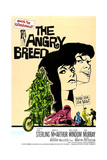 THE ANGRY BREED, close-up, left to right: Jan Sterling, James MacArthur, 1968. Poster