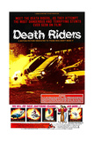 DEATH RIDERS, 1976 Prints