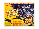 CANAL ZONE, from left: Harriet Hilliard, Chester Morris, 1942. Prints