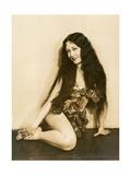 Dorothy Sebastian, portrait ca. 1920s. Prints