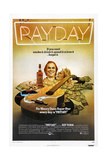 PAYDAY, US poster, from left: Rip Torn, Ahna Capri, 1973 Prints