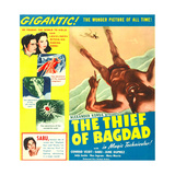 THE THIEF OF BAGDAD Prints