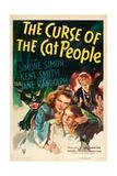 THE CURSE OF THE CAT PEOPLE, Simone Simon, Ann Carter, Julia Dean, 1944 Obrazy