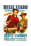 BELLE STARR Posters