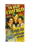 IN OLD CHICAGO Premium Giclee Print