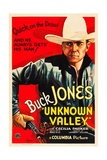 UNKNOWN VALLEY, Buck Jones, 1933. Prints