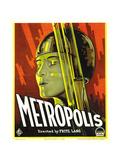 METROPOLIS, Brigitte Helm, 1927 Print