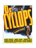 DR. CYCLOPS, Albert Dekker, Janice Logan, movie poster, 1940 Prints