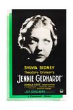 JENNIE GERHARDT, US poster art, Sylvia Sidney, 1933 Posters