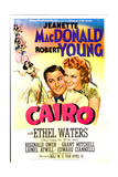 CAIRO, US poster, Robert Young, Jeanette MacDonald, 1942 Prints