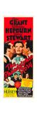 THE PHILADELPHIA STORY, Cary Grant, Katharine Hepburn, James Stewart, 1940. Affiches