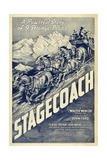 STAGECOACH, 1939. Prints