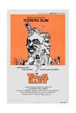 TRICK BABY, US poster, 1973 Art