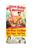 MILLION DOLLAR MERMAID Posters