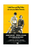 Little Fauss and Big Halsy, Robert Redford, Michael J. Pollard, 1970 Prints