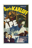 THE APE, Gene O'Donnell, Marix Wrixon, Ray Corrigan, Boris Karloff, 1940 Prints