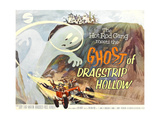 GHOST OF DRAGSTRIP HOLLOW, poster art, 1959 Posters