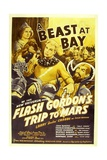 FLASH GORDON'S TRIP TO MARS Posters