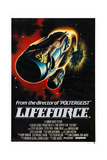 LIFEFORCE, Australian poster, 1985. © Cannon Films/courtesy Everett Collection Art