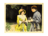 THE INFORMER, from left, Mary Pickford, Harry Carey, Sr., 1912 Prints