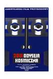 2001: A SPACE ODYSSEY, (aka 2001 ODYSEJA KOSMICZNA), Polish poster, 1968 Posters