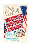 YANKEE DOODLE DANDY, James Cagney, 1942. Poster