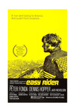 EASY RIDER, Peter Fonda, 1969 Affiches