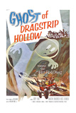 GHOST OF DRAGSTRIP HOLLOW, 1959. Print