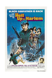 HELL UP IN HARLEM Posters