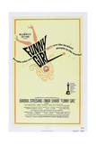 FUNNY GIRL, US poster, Barbra Streisand, 1968 Art