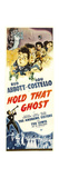 HOLD THAT GHOST, top from left: Lou Costello, Bud Abbott, Andrews Sisters, 1941. Posters