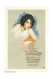 THE WOMAN DISPUTED, Norma Talmadge, 1928. Posters